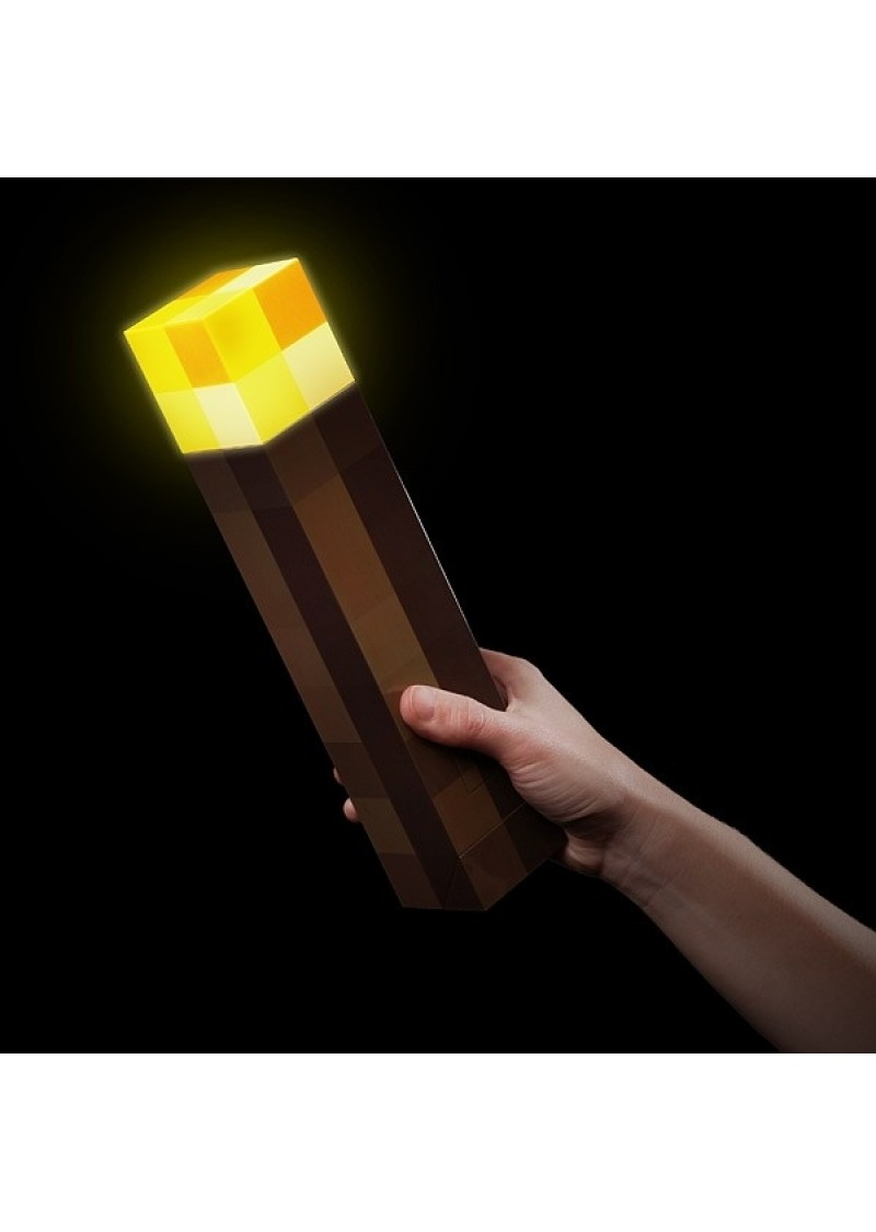 Светильник факел Майнкрафт