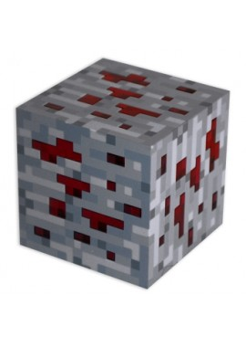 Лампа Редстоун Майнкрафт Minecraft Light Up Redstone