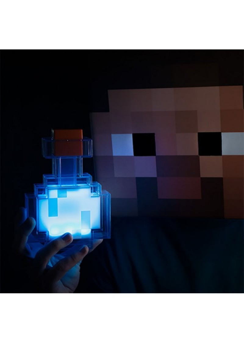 """Светильник Minecraft """"Бутылка для зелья"""""""