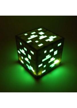 Лампа Изумрудная руда Майнкрафт Minecraft Light Up