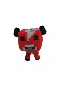 Грибная корова 15 см мягкая игрушка из Майнкрафт (Minecraft Baby Mushroom)