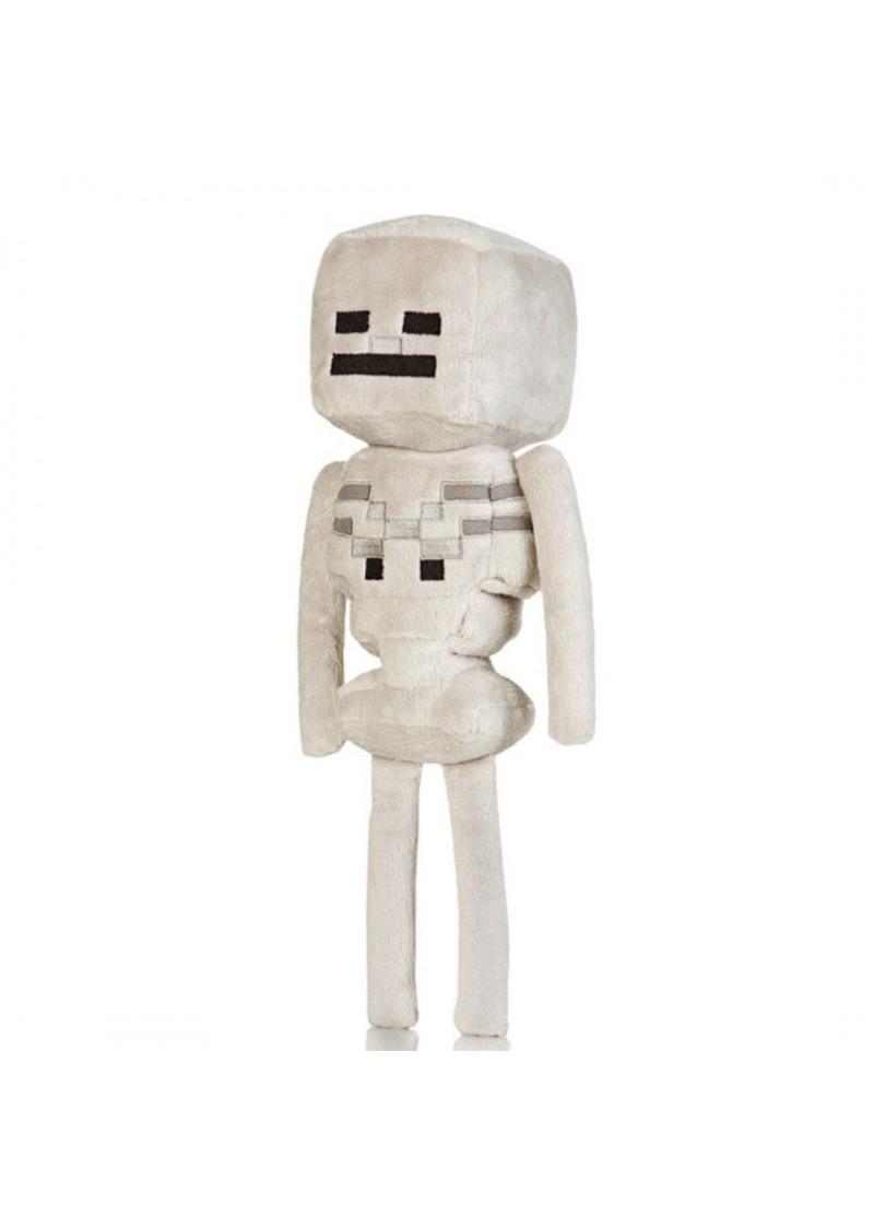 Скелет 24 см мягкая игрушка из Майнкрафт