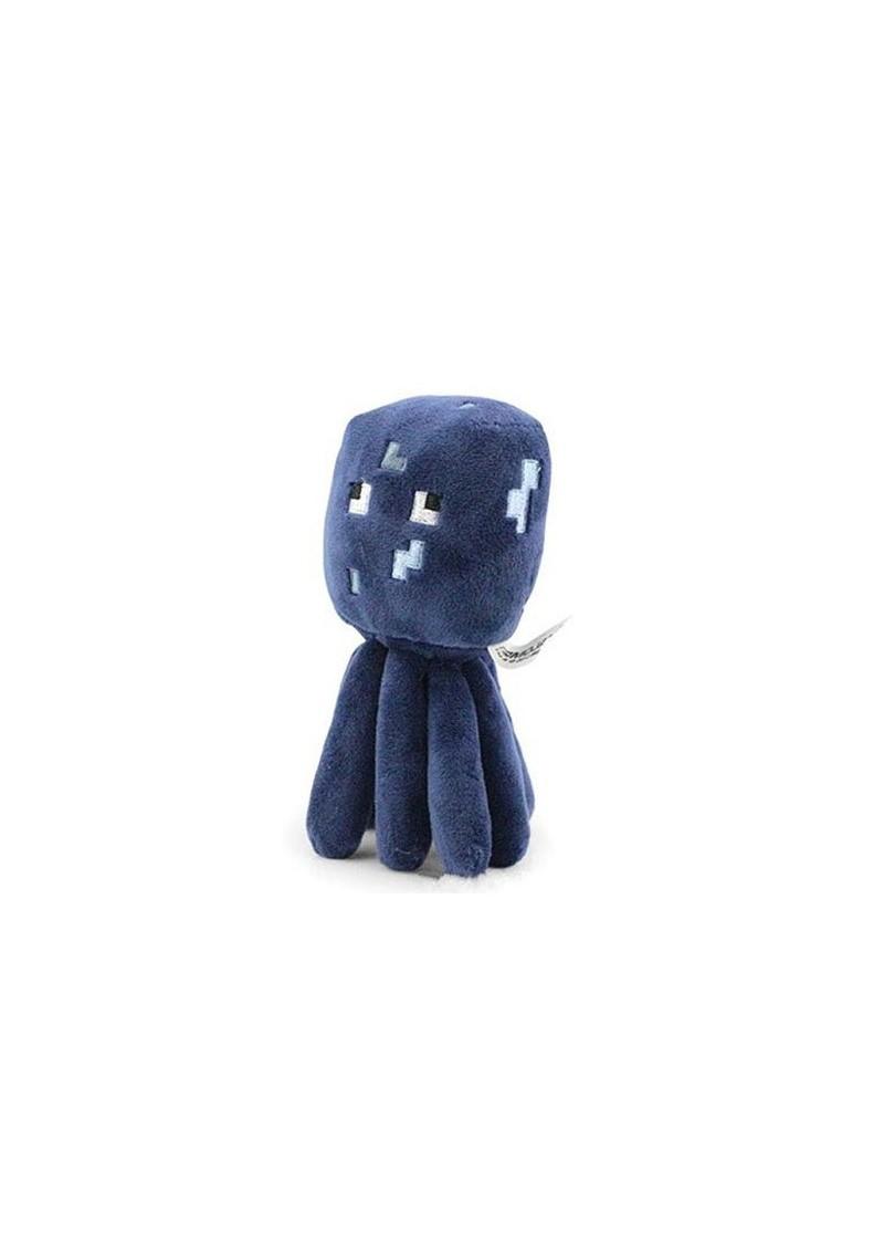 Осьминог (спрут) 18 см мягкая игрушка из Майнкрафт (Minecraft Squid)