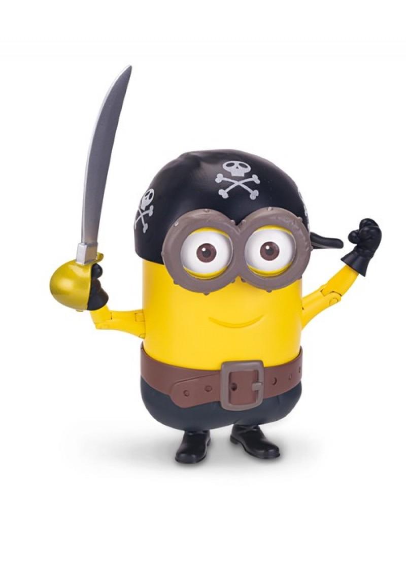 Фигурка Миньон пещерный / пират 2 в 1