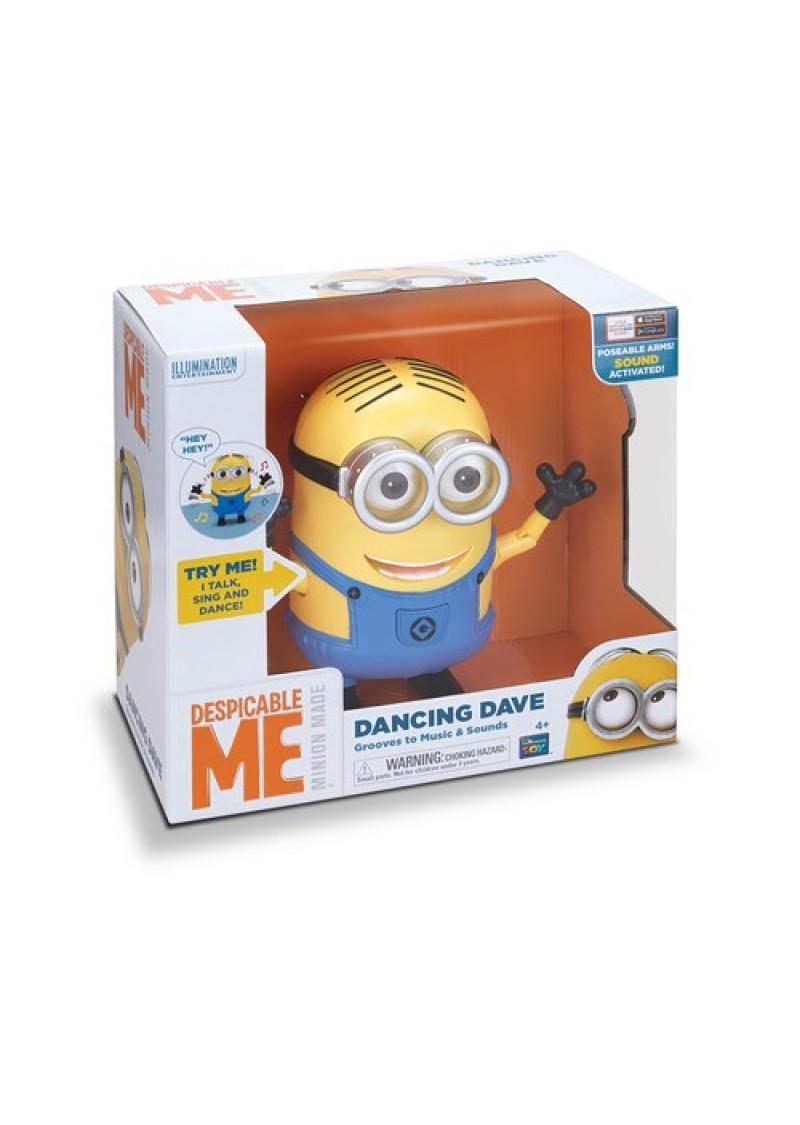Интерактивная игрушка Миньон Дейв