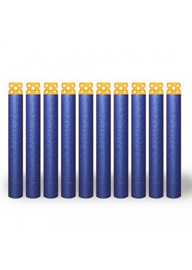 Патроны для Нерф, синие, комплект 100 шт