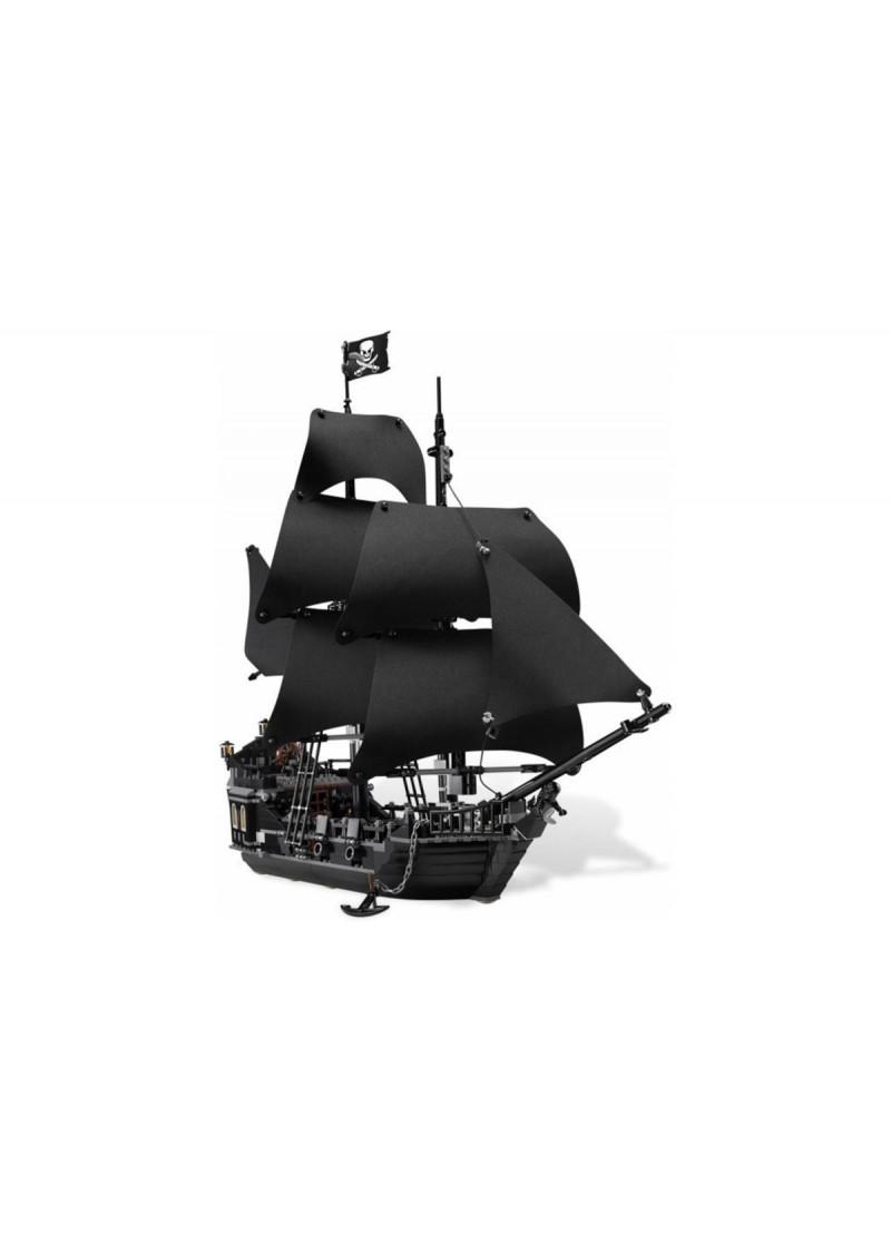 "Конструктор Pirates ""Черная Жемчужина"" Lepin 16006 аналог Лего 4184"