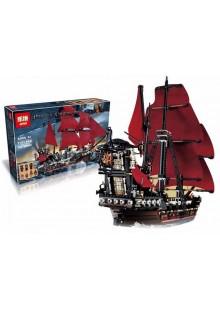 """Конструктор Pirates """"Корабль Месть Королевы Анны"""" Lepin 16009 аналог Лего 4195"""