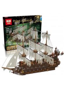"""Конструктор Pirates """"Летучий Голландец"""" Lepin 16016 аналог Лего MOC-6234"""