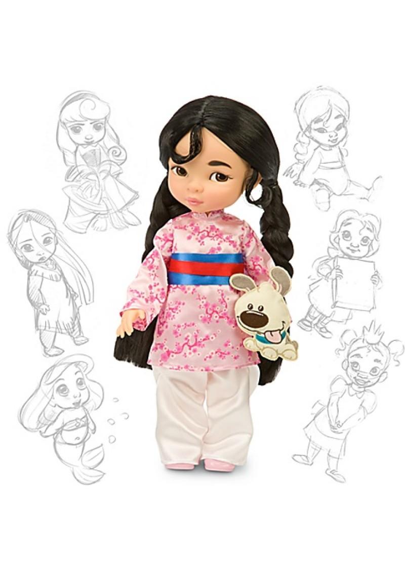 Кукла Мулан, Дисней Аниматорс