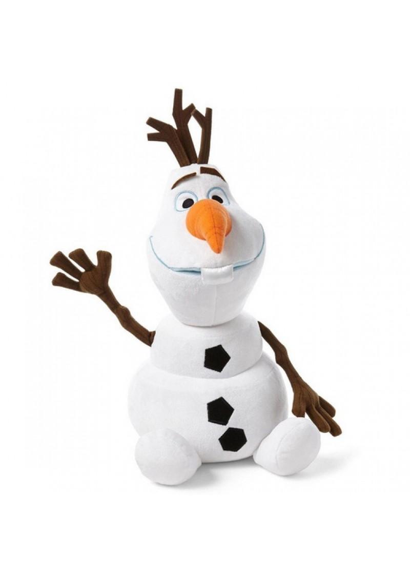 Олаф снеговик 40 см