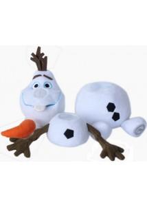 Олаф снеговик на липучке 30 см