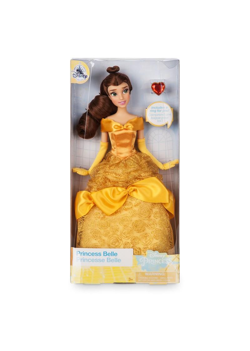 Кукла Белль с кольцом