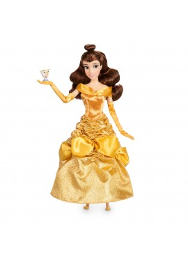 Кукла Белль с чашкой
