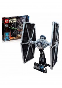 "Конструктор Star Wars ""Истребитель TIE Fighter"" Lepin 05036 аналог Лего 75095"