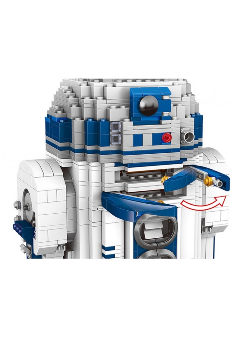 "Конструктор Star Wars ""R2-D2"" LeLe 35009 аналог Лего 10225"