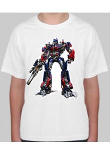 Детская футболка Оптимус Прайм