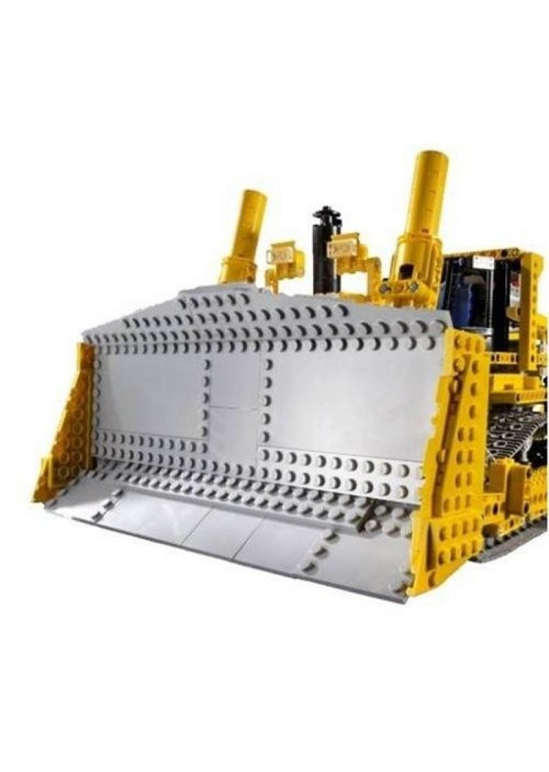 "Конструктор Техник ""Бульдозер с электроприводом"" Lepin 20008 аналог Лего 8275"