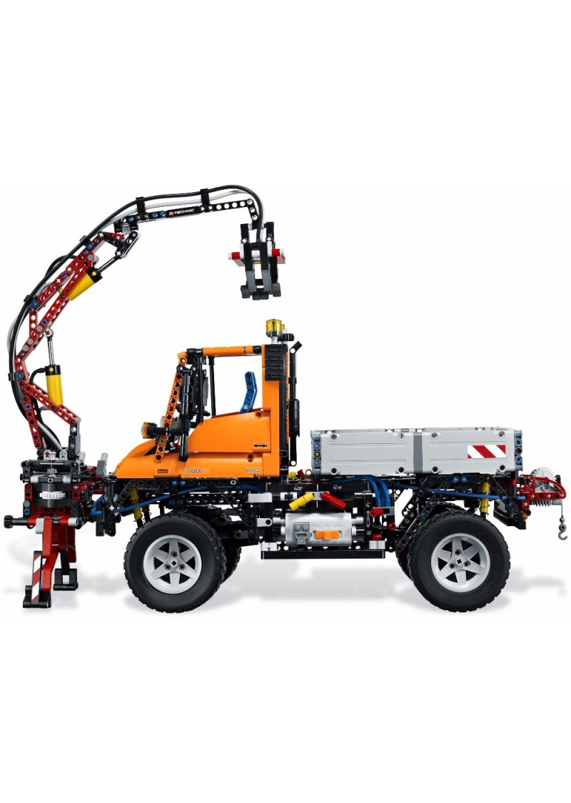 "Конструктор Техник ""Mercedes-Benz Unimog U400"" Lepin 20019 аналог Лего 8110"