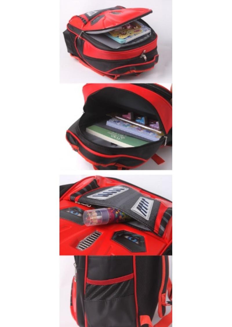 Рюкзак детский Оптимус Прайм со световыми эфф.