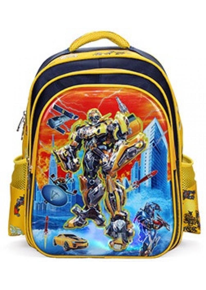 Рюкзак детский Трансформеры Бамблби желтый
