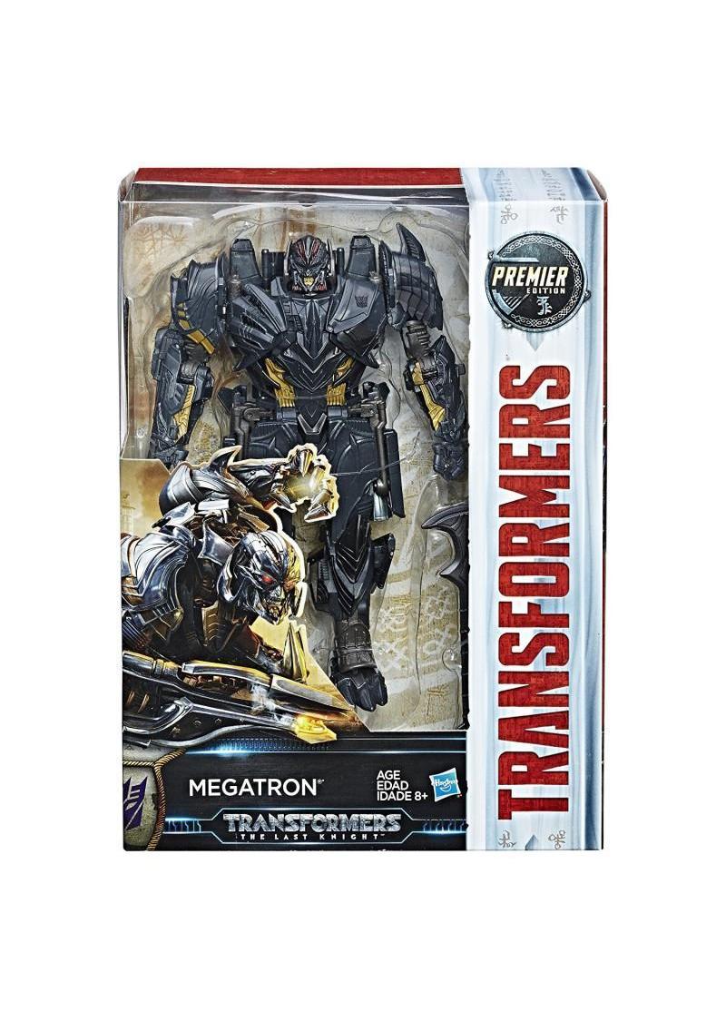 Мегатрон Последний Рыцарь трансформер Premier Edition 18 см