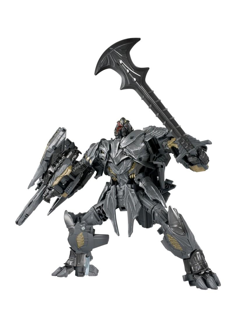 Мегатрон Последний Рыцарь трансформер Premier Edition 23 см