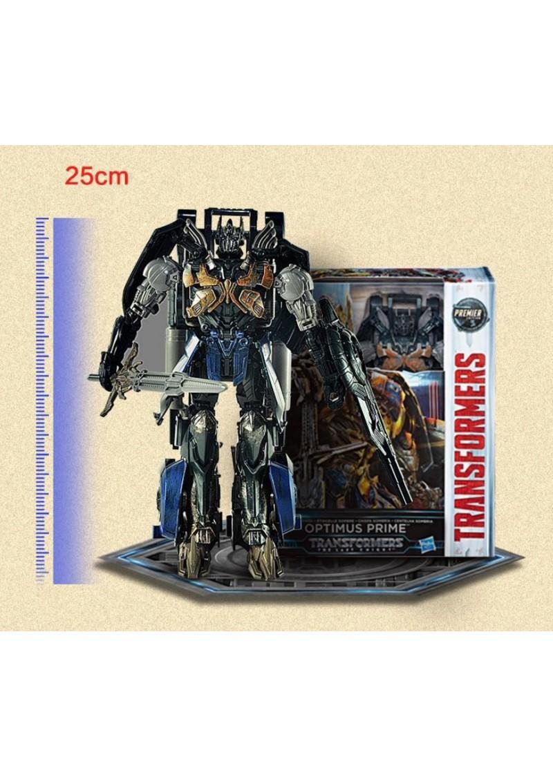 Оптимус Прайм Последний рыцарь трансформер Premier Edition 25 см